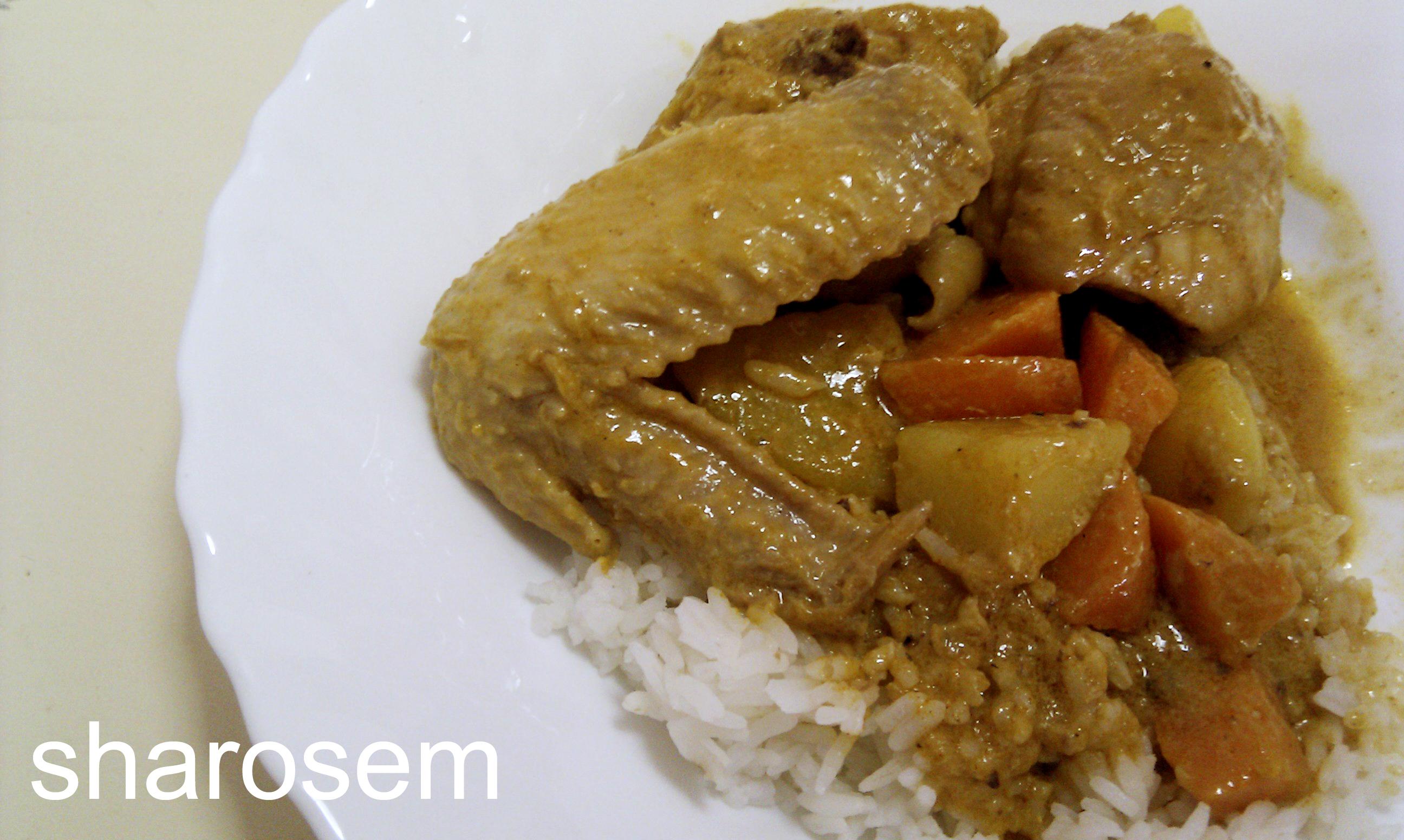 Myfresha licious chicken curry filipino style chicken curry filipino style for forumfinder Gallery