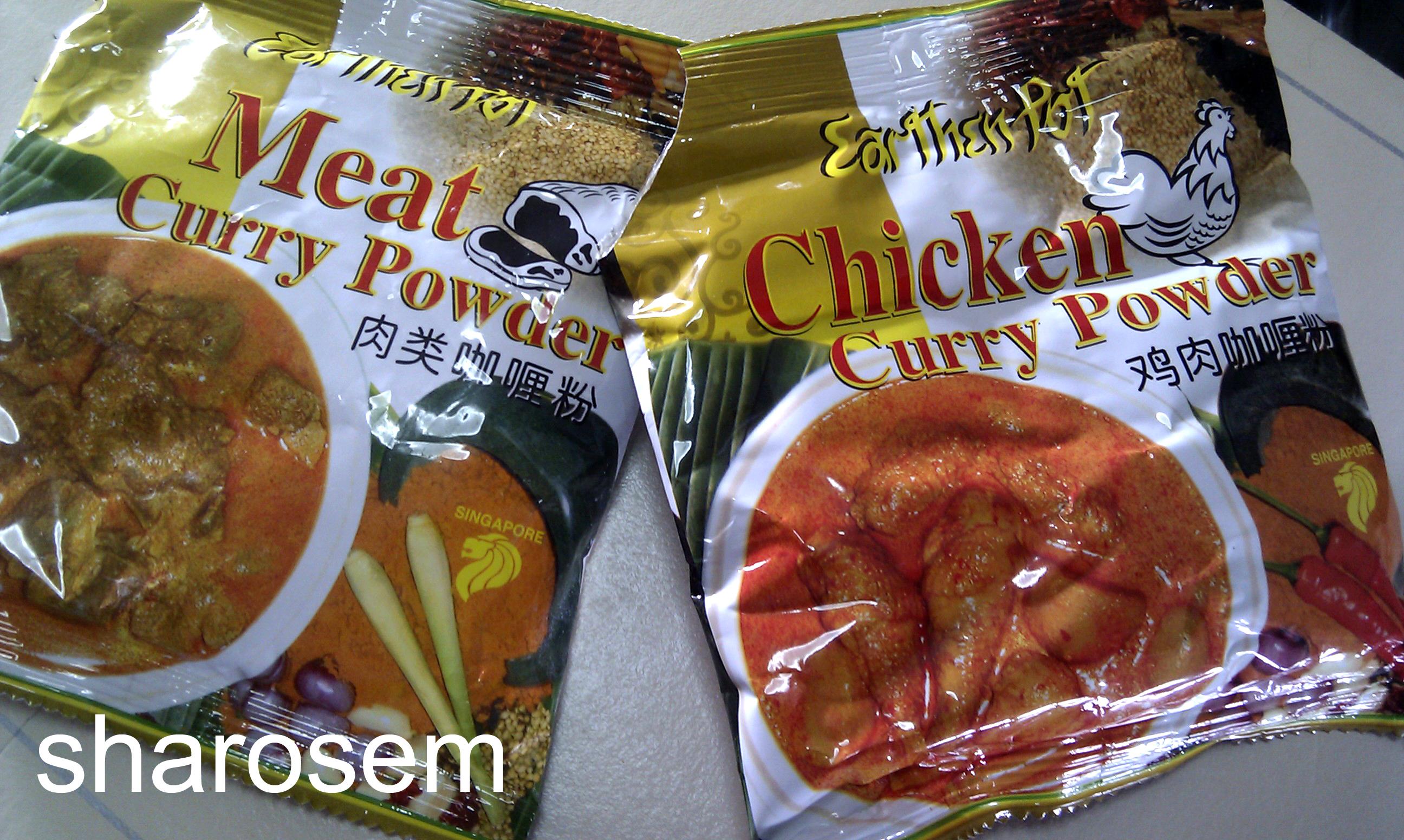 Myfresha licious chicken curry filipino style of course forumfinder Gallery